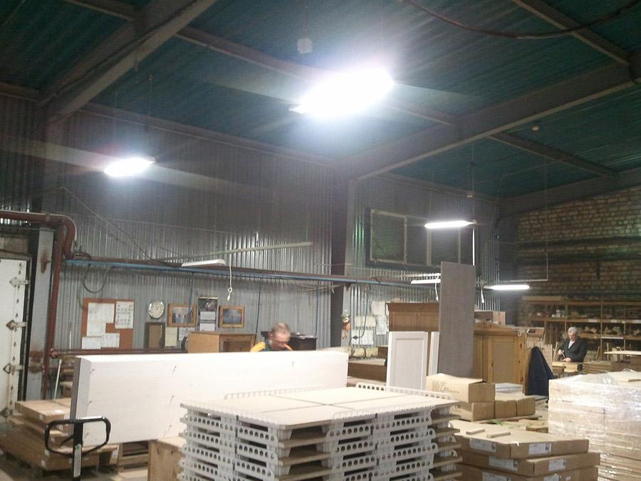 Светодоидные лампы для мебельного проидства