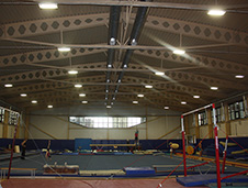 Будущие олимпийцы тренируются в инновационном свете SvetaLED®