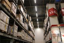 IKEA выбирает светильники «Ферекс»